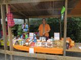 Wir waren am 6. Mai 2017 zum 1. Mal am Wohler Naturmarkt