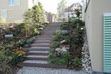 Treppe, Amriswl, Galerien, Garten, Gartengestaltung, Lorandi
