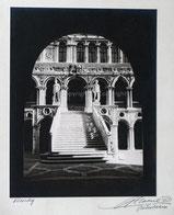 Treppe in Venedig