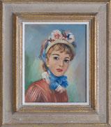 Portrait Parisienne