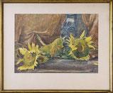Liegende Sonnenblumen