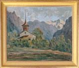Kirche Kandergrund 1964