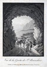 La Grotte de St. Branchier(VS)