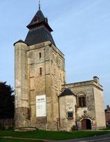 Beffroi d'Abbeville, 1209 / Photo Amis du musée