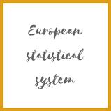 Lien vers European statistical system pour les statistiques des pays d'Europe sur l'Académie des Autonomes