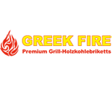 Greek Fire Grillbriketts
