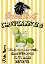 Caipirinha-aroma kaufen, Caipirinha Aroma zum Liquid mischen, Caipirinha dampfen, Caipirinha vapen