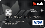 NAB VISA デビットカード