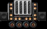 Комплект мощной акустики формата 7.4.2