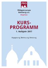 Titelbild aktuelles Programmheft