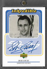 BOB COUSY / Inkredible - No. BC