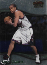 VINCE CARTER / Rookie card - No. 105