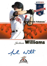 JACKSON WILLIAMS / TriStar Autograph - No. 322  (#d 5/5) !!! 8€ !!!