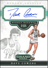 DAVE COWENS / Highly Revered - No. 24  (#d 47/99)
