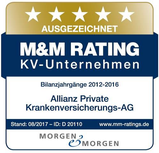 Bild APKV-Unternehmensrating