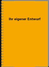 Eigener Cover-Entwurf