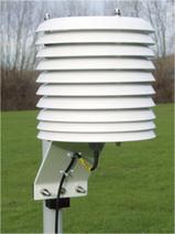 Abri météo à ventilation naturelle - protection aux rayonnements solaires avec Agralis