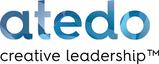 Logo der atedo AG - creative leadership