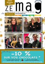 ZE mag 36 chateauroux n°34 décembre 2017