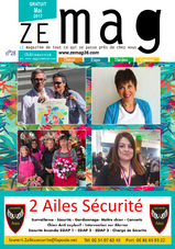 ZE mag 36 chateauroux n°28 mai 2017