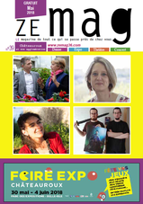 ZEmag36 chateauroux n°39 mai 2018