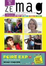 ZEmag36 chateauroux n°39 mai 2018