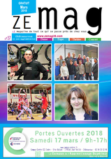 ZE mag 36 chateauroux n°37 mars 2018
