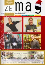 ZE mag 36 chateauroux n°23 décembre 2016