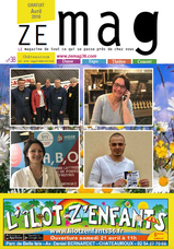 ZEmag36 chateauroux n°38 avril 2018