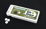 【ノベルティ×ゴルフ】 パッケージをオリジナルで作成したミントタブレットです。