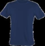 Strichpunkt T-Shirts,  alle Farben, Marine Blau