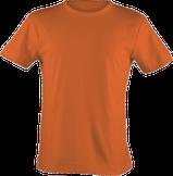 Strichpunkt T-Shirts,  alle Farben, Orange
