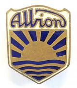 Albion trucks logo