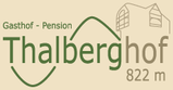 Gasthaus Pension Thalberghof
