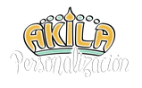 Akila personalización logo