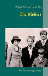 Cover Die Möllers – Anekdoten einer jungen Familie