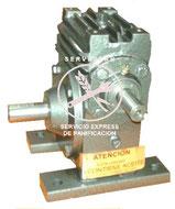 Reductor de movimiento para horno de columpio