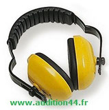 Protection de l'oreille : le casque anti bruit