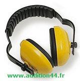 Protection de l'oreille : le casque anti bruit