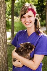 Tiermedizinische Fachangestellte Jasmin Franke
