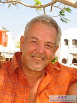 Tauchlehrer Peter Sacher