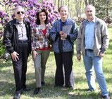 Борис Борукаев, Виктория Курченко, Мики Крайдер, Александр Шрамко