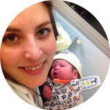 accouchement végane vegan maternité maman