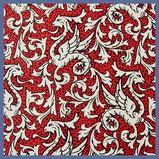 italienisches Buntpapier: Tänzerinnen
