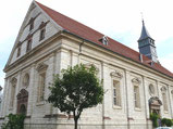 Le Temple protestant Saint-Martin