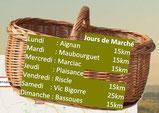 camping gers - manger gastronomie foie gras