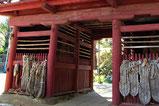 下野第十一番札所 滝尾山太平寺(那須烏山市)