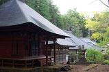 下野第十六番札所 滝海山常珍寺(芳賀町)