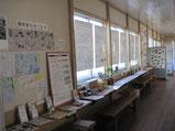 歴史や栽培方法に関する 展示