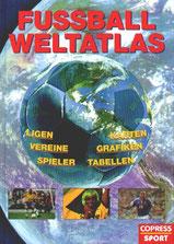 Der Fußball-Weltatlas vom Copress Verlag